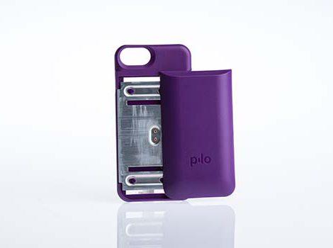 Coque plastique de smartphone